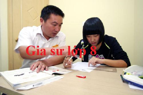 Thuê gia sư lớp 8 tại Hà Nội