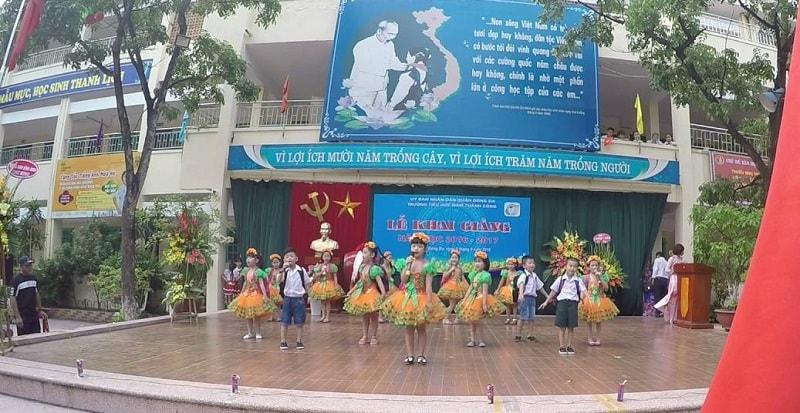 Giới Thiệu Trường Tiểu Học Nam Thành Công
