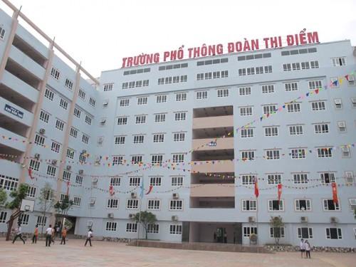 Khám Phá Trường THPT Dân Lập Đoàn Thị Điểm