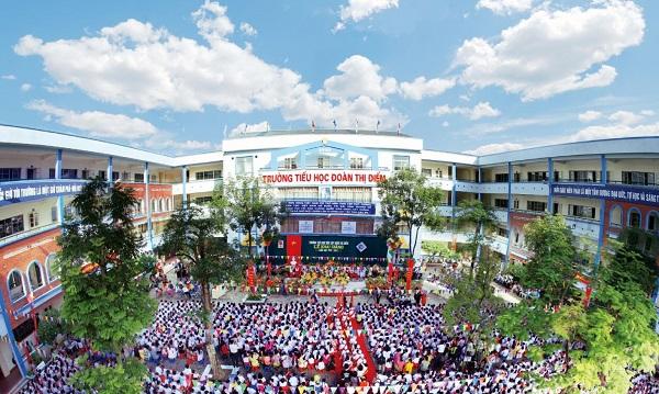 Trường Tiểu Học Đoàn Thị Điểm