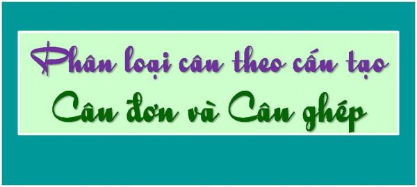 Tất tần tật các kiểu câu trong Tiếng Việt