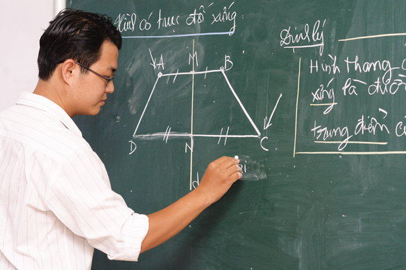 Gia sư dạy kèm ở Mễ Trì quận Từ Liêm