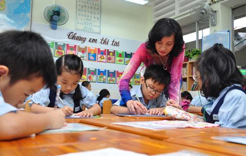 Gia sư dạy kèm lớp 3 uy tín tại Hà Nội