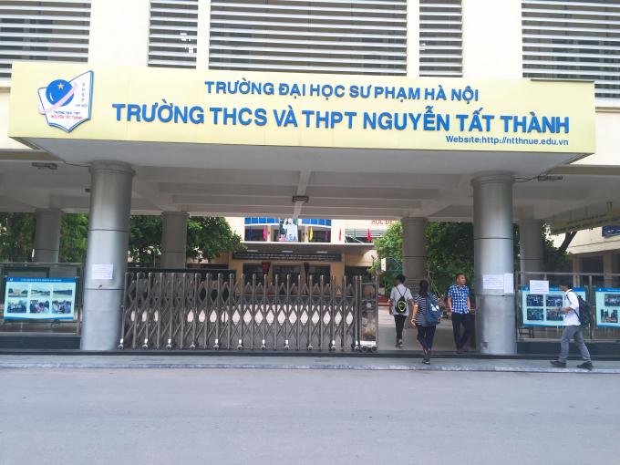 Giới Thiệu Về Trường THPT Dân Lập Nguyễn Tất Thành