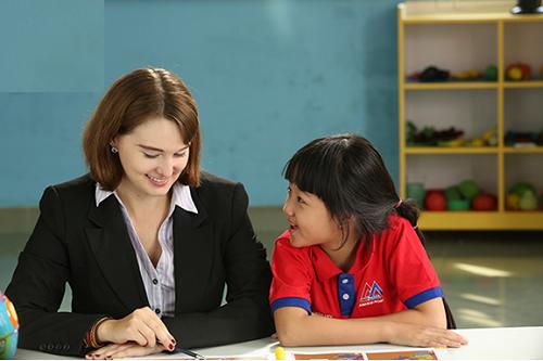 Dịch vụ cho thuê gia sư Tiếng Anh lớp 1 ở TP Hồ Chí Minh