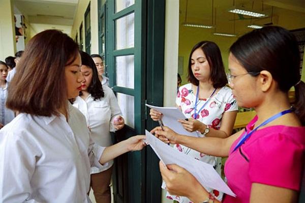 Tuyển sinh vào cấp 3 tại Hà Nội
