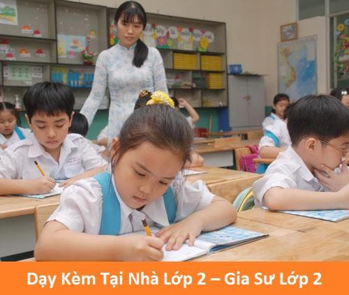 Gia Sư Lớp 2 Tại Hà Nội