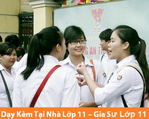 Gia Sư Toán Lớp 11 Giỏi Tại Hà Nội
