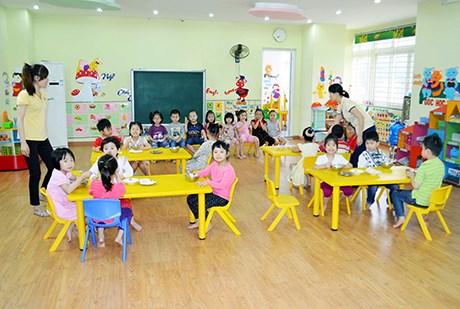 Những điểm chính của đổi mới phương pháp dạy học mầm non