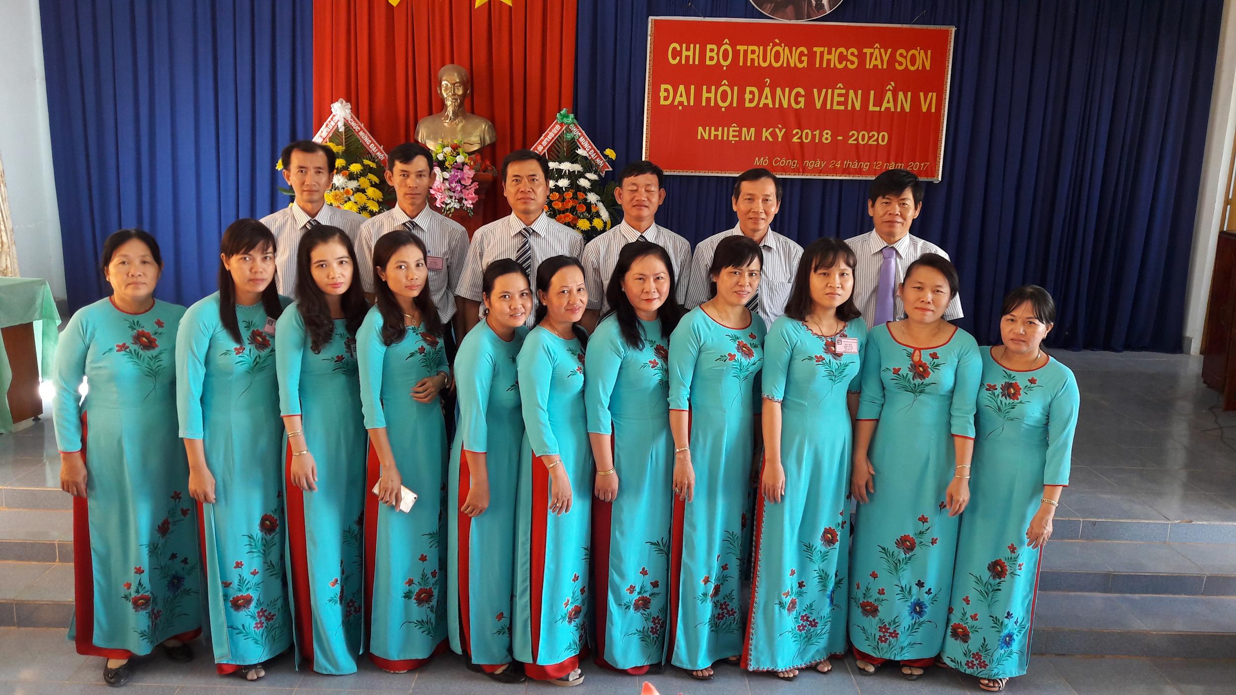 Giới Thiệu Trường THCS Tây Sơn