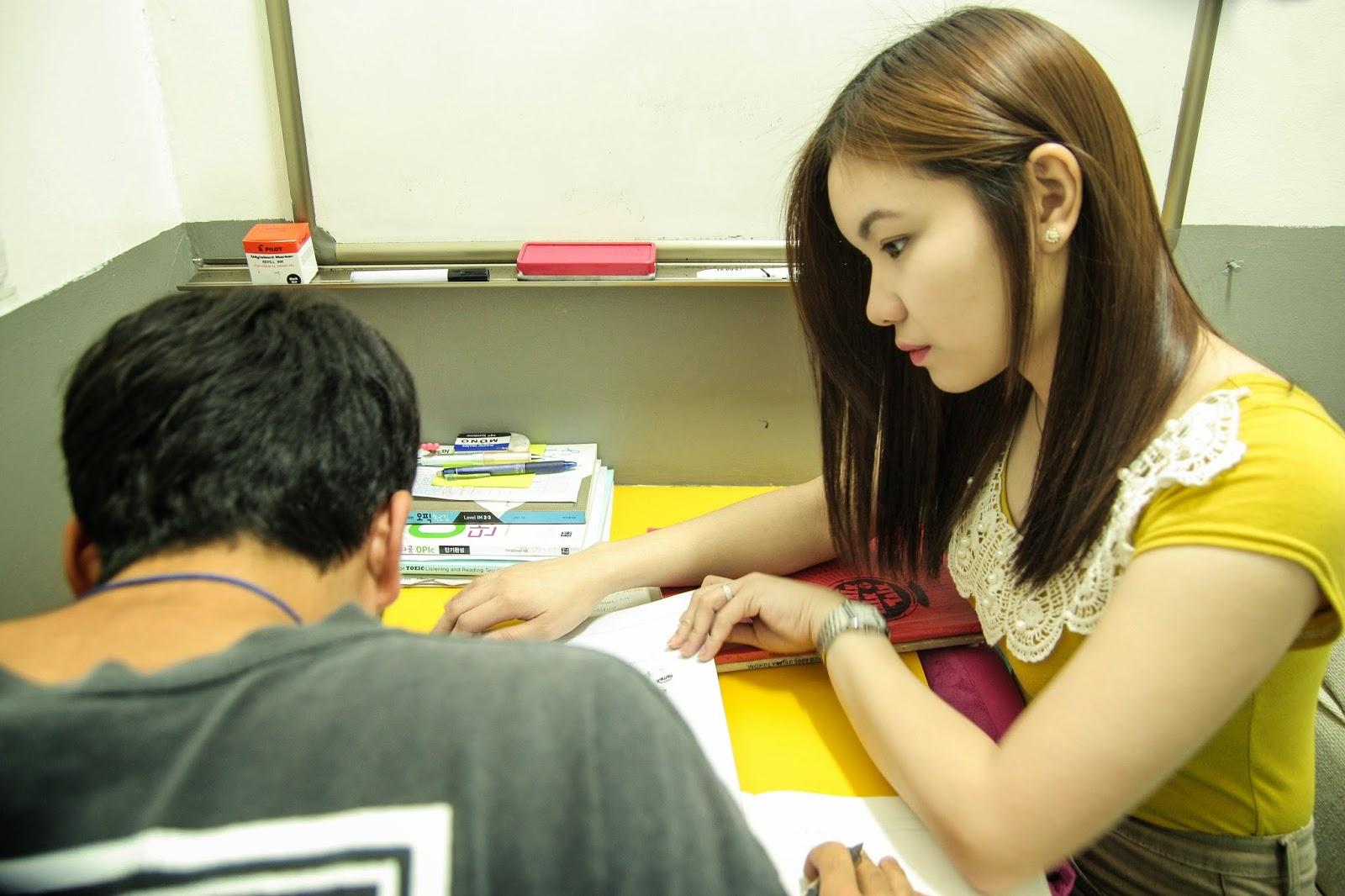 Gia sư lớp 12 tại quận Hoàng Mai