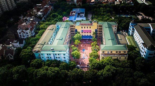 Trường THPT Dân Lập M.V.Lômônôxốp