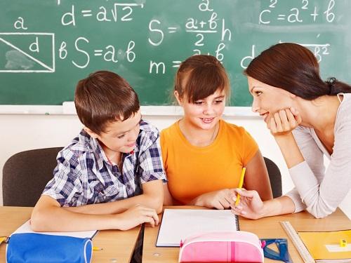 Giúp con có những phương pháp học mới cùng gia sư toán lớp 4 ở HCM