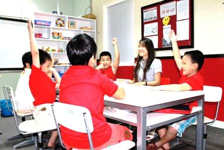 Gia Sư Lớp 3 Tại Hà Nội.