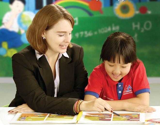 Gia sư dạy Tiếng anh tại quận Long Biên cho con