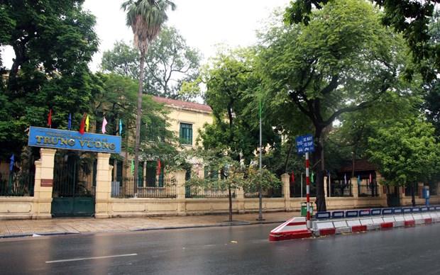 Giới Thiệu Trường THCS Trưng Vương
