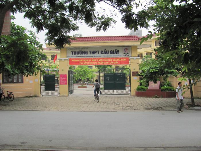 Giới Thiệu Trường THPT Cầu Giấy
