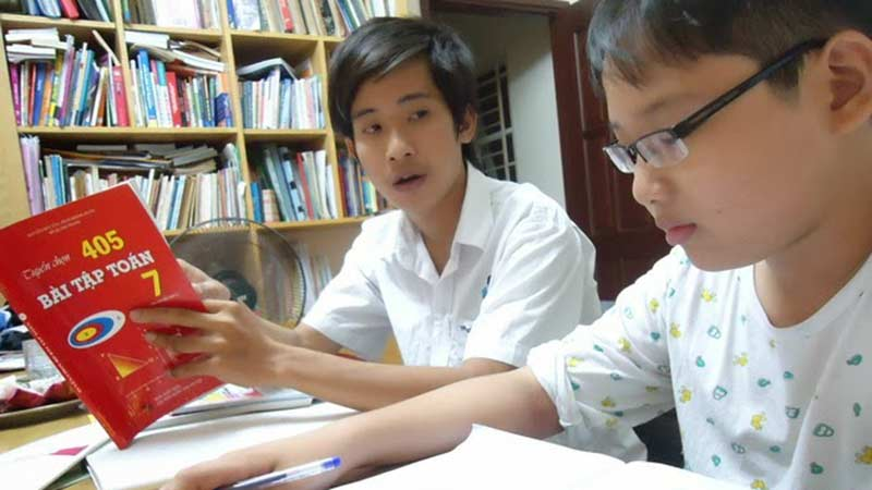 Gia sư lớp 6 tại quận Hoàng Mai
