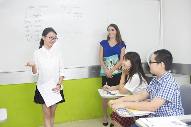 Lý do nên chọn gia sư Tiếng Anh lớp 8 ở HCM tại trung tâm Trí Tuệ 24H