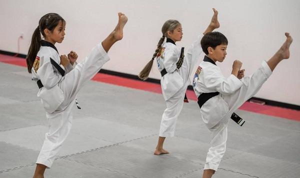 Gia sư dạy võ thuật cho trẻ tại nhà uy tín chất lượng