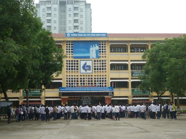 Giới Thiệu Trường THPT Nhân Chính