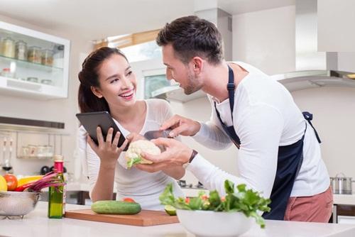 Nhu cầu tìm kiếm gia sư dạy nấu ăn ngon tại Hà Thành