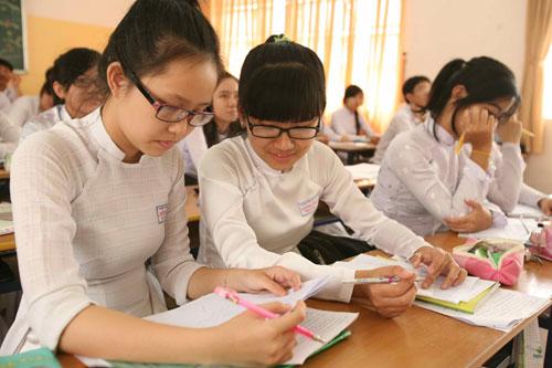 Gia sư Tiếng Anh lớp 12